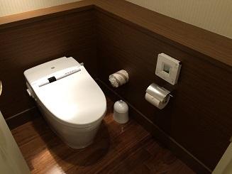 写真ACホテルのトイレ