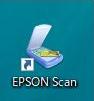 EPSONでスキャンの仕方