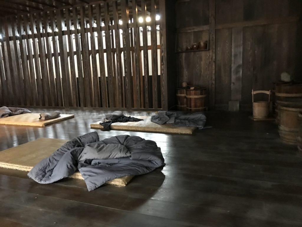 日光江戸村(江戸ワンダーランド)牢獄
