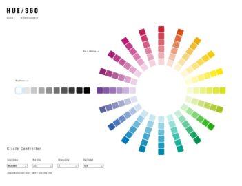 ブログやHP、またはチラシ等で色の配色に困った時に役に立つサイトです。