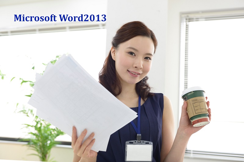 Microsoft Office Word 2013